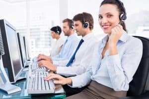 working-in-a-call-center