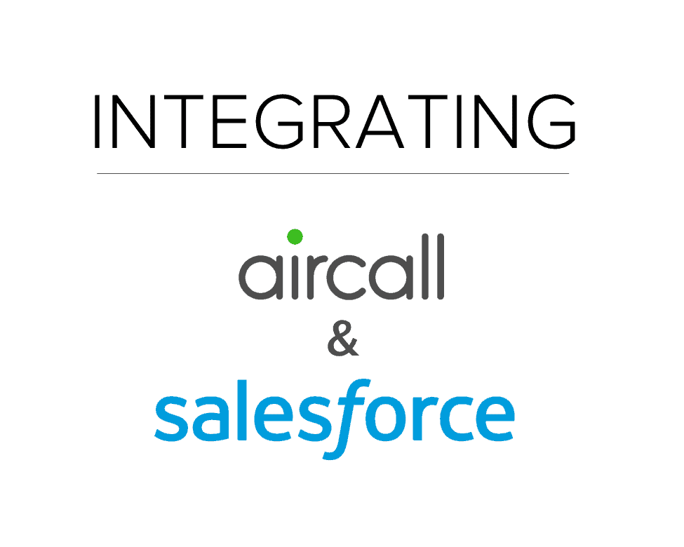 aircall salesforce integration