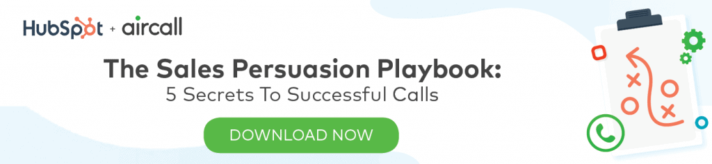 Sales Persuasion Guide
