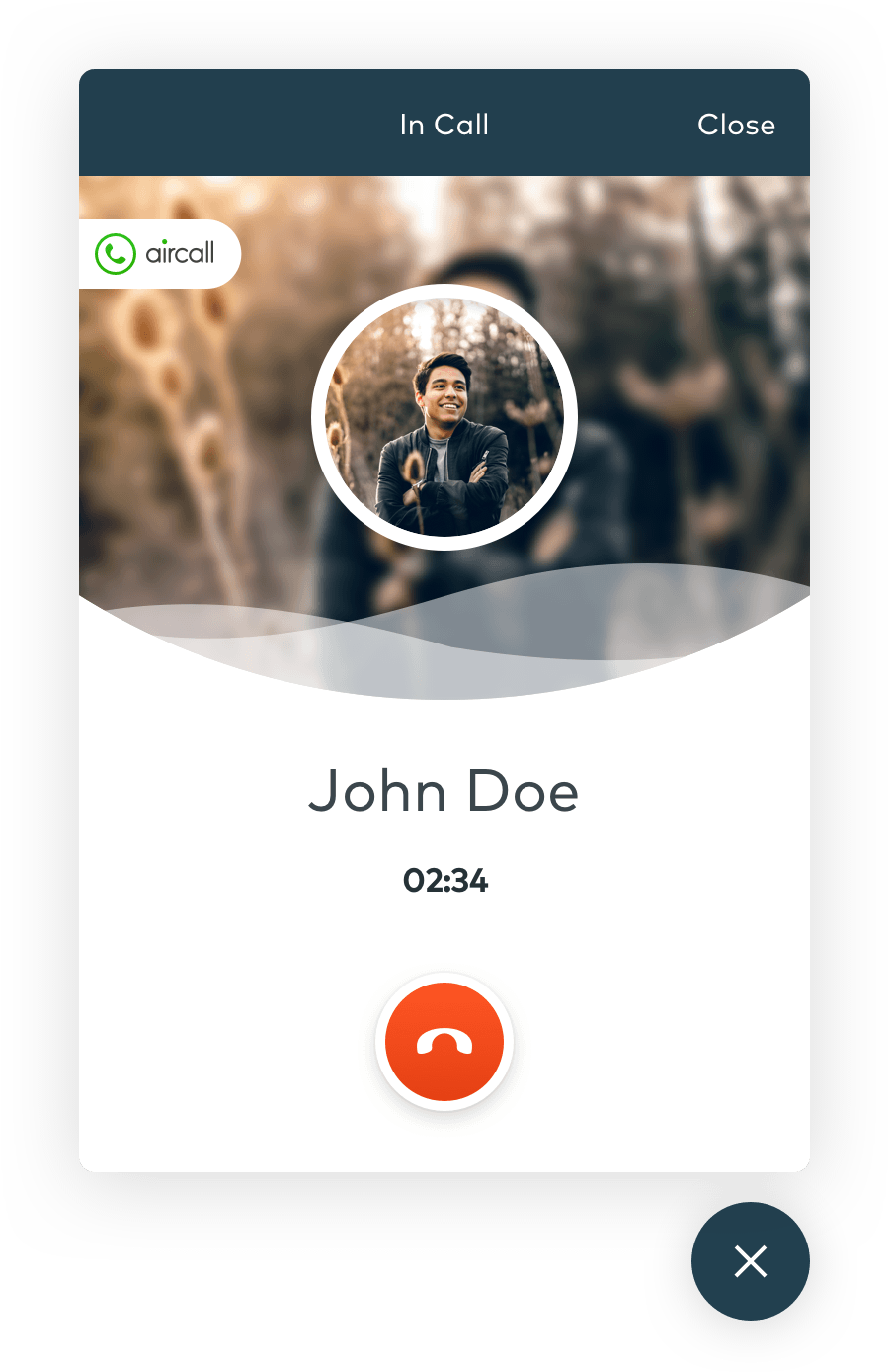 Aircall now on call