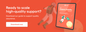 download Aircall's Support Quality Assurance ebook