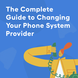 Understand the step-by-step process on how to change from your current phone system provider to a cloud-based software solution